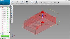 Foto de Faro lanza CAM2 SmartInspect 1.2, un software portátil de metrología para Faro Laser Trackers y FaroArms