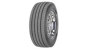 Foto de Renault también elige de serie los neumáticos de camión Goodyear KMAX y Fuelmax