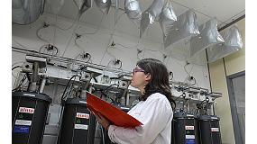 Foto de Ainia consigue producir a escala piloto biohidrógeno y biometano a partir de subproductos orgánicos