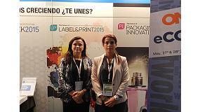 Foto de Entrevista a Mar�a Jos� Navarro, directora general de Easyfairs Iberia, y a Marina Uceda, directora de ferias en Easyfairs Iberia