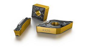 Foto de Fabricación de transmisiones con las calidades de torneado de acero GC4325 y GC4315