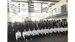 Foto de El programa de formación TechPro de vehículos industriales llega a China