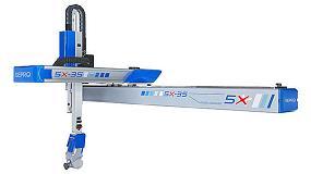 Foto de Se aceleran las ventas de los robots de 5 ejes de Sepro a medida que los profesionales descubren sus ventajas