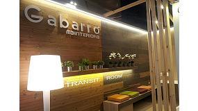 Foto de Gran éxito de visitantes en el espacio de Gabarró en InteriHotel