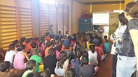 Foto de 'Aula Canarias Recicla' imparte charlas sobre reciclaje en los siete colegios de Santa Cruz de La Palma