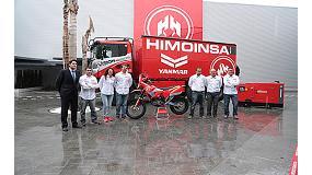 Foto de Himoinsa y Famco congregan a importantes ingenierías de EAU