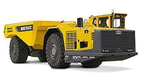 Foto de El camión Minetruck MT42 de Atlas Copco recibe una gran actualización