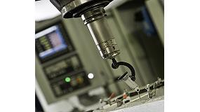 Foto de Renishaw amplía el rango de aplicaciones en centros de mecanizado con los CNC Fagor