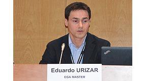 Foto de Ega Master, ponente en las Jornadas Internacionales de Ecodiseño celebradas en Bilbao