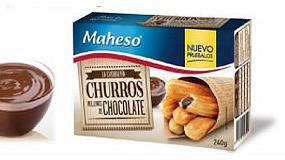 Foto de Nuevos churros rellenos de Maheso
