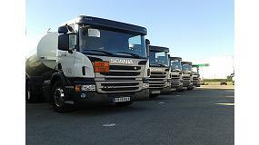 Foto de Scania entrega siete unidades de tara muy reducida al Grupo MAT