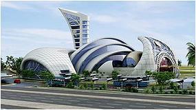 Foto de Empresas vascas consiguen algunos grandes proyectos tras la visita de arquitectos de Oriente Medio