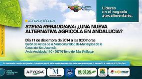 Foto de Cajamar organiza una jornada técnica sobre 'Stevia rebaudiana' en Málaga