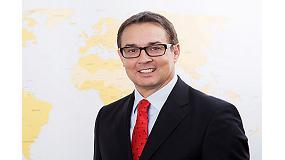 Foto de Dieter Freisler, nuevo presidente regional de Europa en Wacker Neuson