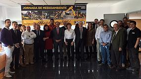 Foto de JCB España celebra una Jornada de Medio Ambiente en sus instalaciones de Alcalá de Henares
