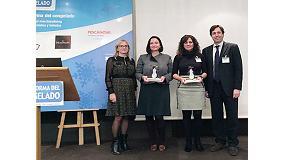 Foto de Dia y Gigante, ganadores de los premios Mes del Congelado 2014
