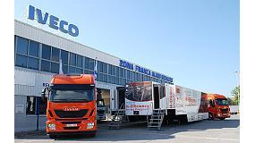 Foto de Iveco España pone en marcha un programa de conducción eficiente para sus clientes del camión Stralis