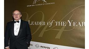 Foto de Antonio Brufau recibe en Nueva York el premio 'Business Leader of the Year'