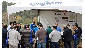 Foto de Syngenta presenta en los Demodays de Cítricos sus soluciones más avanzadas para este cultivo