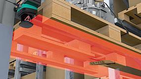 Foto de Escáner láser 2D con las prestaciones de un escáner de largo alcance y la simplicidad de un sensor