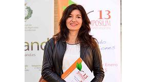 Fotografia de Entrevista a M�nica Mu�oz, presidenta del 13� Symposium de Sanidad Vegetal