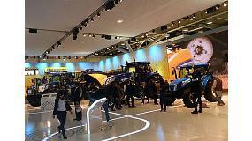 Foto de New Holland actualiza las gamas de tractores TD5 y T4