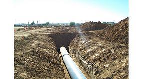 Foto de Saint-Gobain PAM España participa en la mejora del abastecimiento a Mérida y su área de influencia