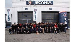 Foto de Top Team, mejores mecánicos al servicio de los clientes de Scania