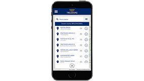 Foto de Trelleborg Dealer Locator ahora disponible para Smartphone con más de 5.000 nuevos distribuidores