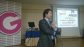 Foto de Aseigraf comprometida con la Formación Profesional en Alternancia