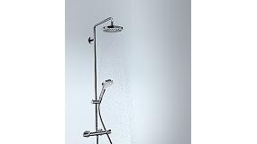 Foto de Hansgrohe presenta la nueva gama de duchas Croma con tecnología Select