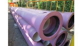 Foto de Saint-Gobain PAM participa en el suministro de agua regenerada al parque forestal de Villaverde