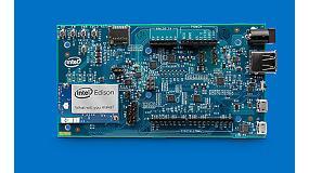 Foto de La plataforma de desarrollo Intel Edison impulsa la innovación en aplicaciones embebidas y de Internet de las cosas
