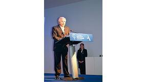 Foto de Iñaki Garmendia recibe el premio Juan José Azurmendi