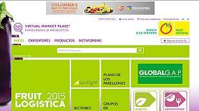 Foto de Las nuevas herramientas online del Virtual Market Place ayudan a los visitantes a preparar participación en Fruit Logistica 2015