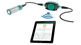 Foto de Tecnología de sensores 4.0: gestión en línea de sensores con SmartBridge
