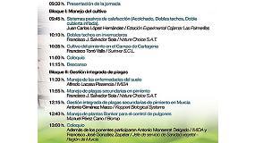 Foto de Jornada técnica 'cultivo de pimiento en Murcia'