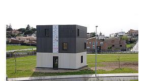 Foto de El sistema constructivo Ca2d, con placas de yeso Knauf, ganador del Sustainable Building Entrepreneurship