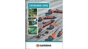 Foto de Gardena presenta su nuevo catálogo 2015