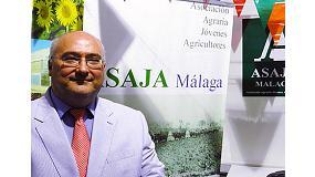 Fotografia de Entrevista a Benjam�n Faul�, secretario general de Asaja M�laga