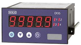 Foto de Wika presenta una nueva versión del indicador digital DI35