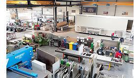 Foto de Bischoff +Scheck utiliza los sistemas de seguimiento láser de Faro en sus procesos de fabricación