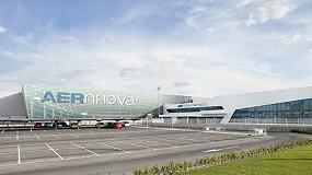 Picture of Inbisa Construcci�n finaliza una nave de 1.000 m2 para Aernnova en Illescas (Toledo)