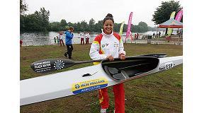 Foto de New Holland y Carbajo Motor juntos con el deporte