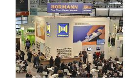 Foto de H�rmann presenta en la Feria BAU 2015 sus innovaciones en puertas de entrada y garaje