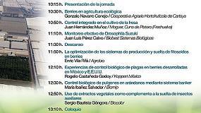 Foto de Jornada técnica 'Gestión integrada de plagas en fresa y otros berries'
