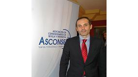 Fotografia de Eduardo P�rez Rodr�guez, reelegido presidente de los concesionarios sevillanos