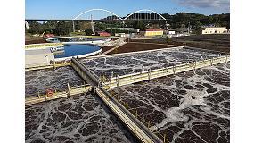 Foto de La Estaci�n Depuradora de Aguas residuales Industriales de ENCE Navia (Asturias) depurar� sus aguas con el proceso BAS de Veolia