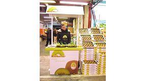 Foto de Comienzan las degustaciones de Kiwiberico en Madrid