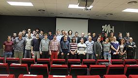 Foto de Última promoción de ingenieros IMH-CESI